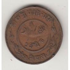 1 пайса, Непал, 1946