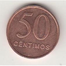 50 сентимо, Ангола, 1999