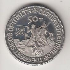 50 тари, Мальтийский орден, 1965
