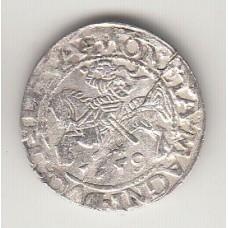 1 грош, Литва, 1559
