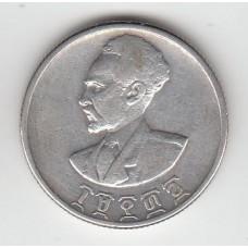 50 центов, Эфиопия, 1936