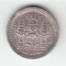 1 /8 бата, Таиланд, 1903