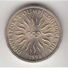 10000 лир, Турция, 1994