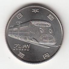 100 иен, Япония, 2016