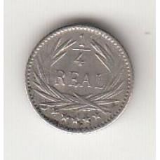 1/4 реала, Гватемала, 1896, numismatico.ru