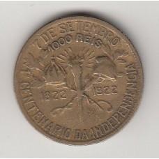 1000 рейсов, Бразилия, 1922, numismatico.ru