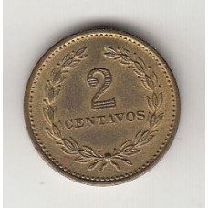монета 2 сентаво, Сальвадор, 1974год, стоимость , цена