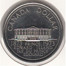 1 доллар, Канада, 1973
