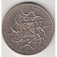 1 доллар, Новая Зеландия, 1974