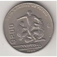 200 песо, Мексика, 1986