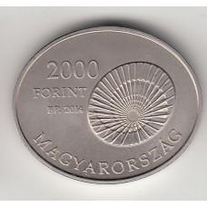 2000 форинтов, Венгрия, 2014 2