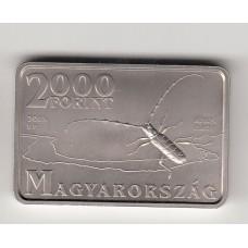 2000 форинтов, Венгрия, 2015_