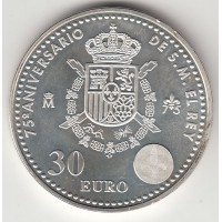 30 евро, Испания, 2013