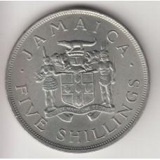 5 шиллингов, Ямайка, 1966
