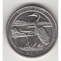 25 центов, США, 2015
