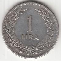 1 лира, Турция, 1947