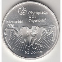 10 долларов, Канада, 1976
