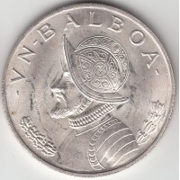 1 бальбоа, Панама, 1966