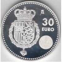 30 евро, Испания, 2014