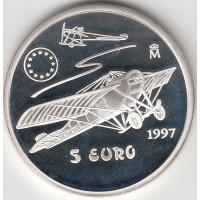 5 евро, Испания, 1997
