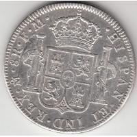 8 реалов, Испания, 1796