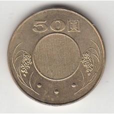 50 долларов, Тайвань, 2009