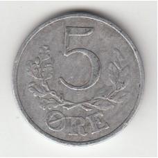 5 эре, Дания, 1941