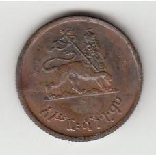 10 центов, Эфиопия, 1936