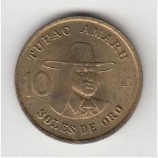 10 солей, Перу, 1978