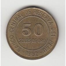 50 солей, Перу, 1982