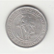 1 шиллинг, Южная Африка, 1923