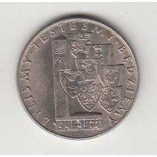 10 злотых, Польша, 1970