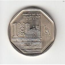 1 новый соль, Перу, 2012