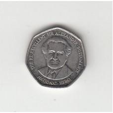 1 доллар, Ямайка, 1999