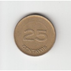 25 сентаво, Колумбия, 1979