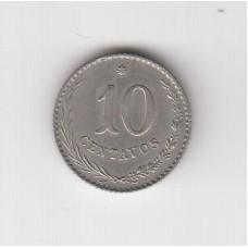 10 сентаво, Парагвай, 1903