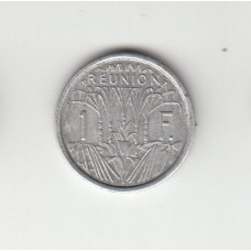 1 франк, Реюньон, 1948
