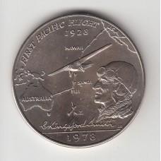 1 доллар, Самоа и Сисифо, 1978