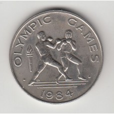 1 доллар, Самоа и Сисифо, 1984