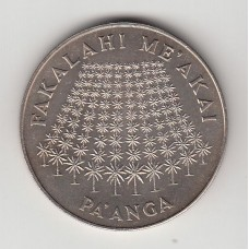 1 паанга, Тонга, 1975
