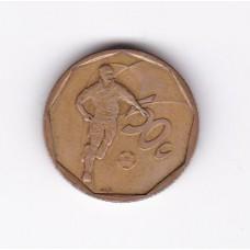 50 центов, ЮАР, 2002