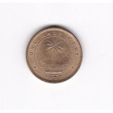 1/2 цента, Либерия, 1937