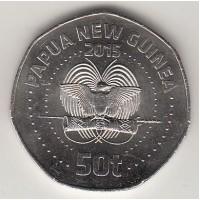 50 тала, Папуа-Новая Гвинея, 2015