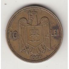 10 лей, Румыния, 1930