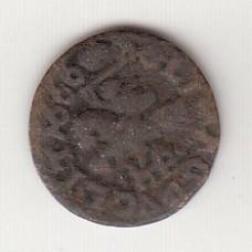 1 шиллинг, Литва, 1666