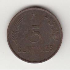 5 сантимов, Люксембург, 1930