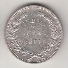 1 рупия, Португальская Индия, 1912