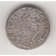 1 гроссо, Далмация (Рагуза), 1596