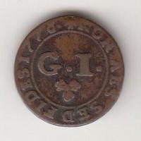 1 грано, Мальтийский орден, 1778