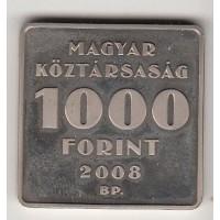 1000 форинтов, Венгрия, 2008
